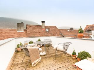 Old Town Duplex Apartment with Terrace