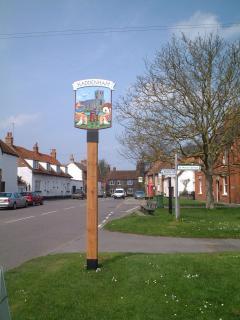 The village of Haddenham