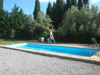 Cortijo Algabia, bonita casa rural con piscina