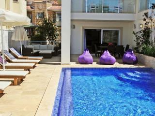 Luxury Kalkan Apartment, Private Pool