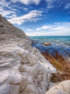La scala dei turchi..Uno spettacolo naturale a pochi km dal Mirò