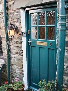 Front door - A welcome awaits