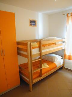 Bedroom - Apartment 3