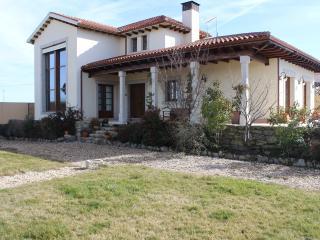 casa de campo moderna, Ledesma
