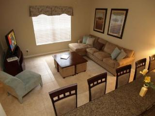 Deluxe 4 Bed 3 BathTownhome at Paradise Palms Resort near Disney. 8953CPR, Orlando