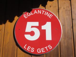 Chalet Eglantine, Les Gets