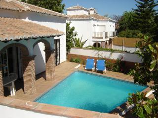 Villa with private pool, Nerja