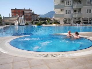 Sea Star Residence, only 150 m to the beach in Oba, Alanya