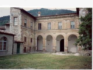 Palazzo Balducci overview