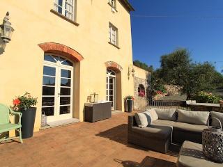Poet Gulf Villa Villa in Liguria, Italian villa rental, Villa in Maggiano, Maggiano Italy, La Spezia