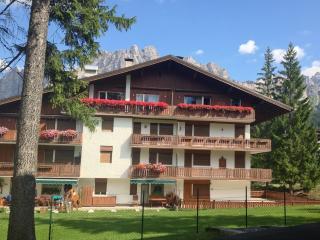 Attico in tipico stile ampezzano, Cortina d'Ampezzo