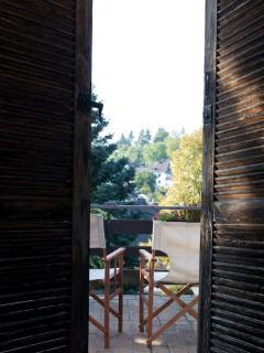 Alte Fensterläden, mediterranes Gefühl / old shutters mediterranean