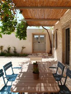 Guestroom's terrace