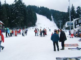 Borovets Ski Slope - 5 minutes walk from Chalet Sofia