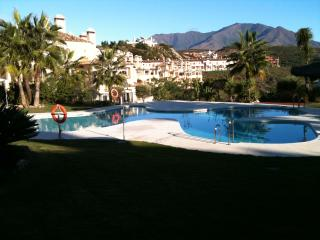 More stunning views of the pool area, enjoy the Mediterranean sun from morning to night.