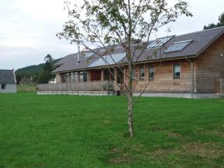 Struan Lodge, Brora