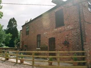 Mill Barn, Patio area