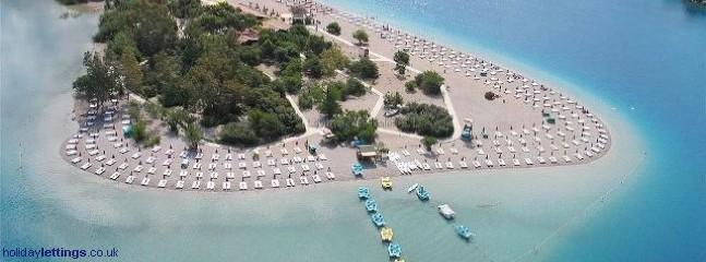 Olu Deniz, blue lagoon.