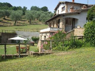 Farmhouse Bagnoregio area, Civitella d'Agliano