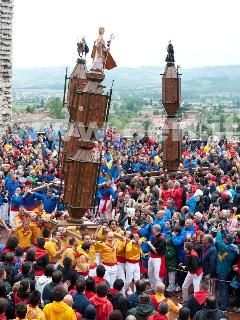 The most amazing event: Festa dei Ceri