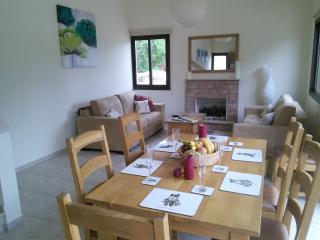 ...or Dine In the Villa?