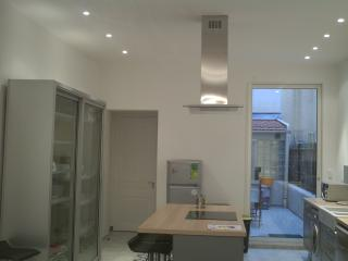 Townhouse 60m2 for 4 pers 10 min sea Wifi Parking