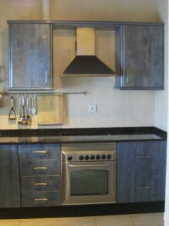 Well equipped & laid out modern kitchen leading to Canarian annexe