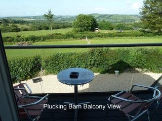 The Balcony is the place to relax and unwind, take in the view, a meal, a drink, have a snooze.