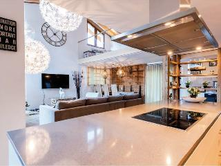 Ski Chalet Luxury Penthouse, Saas-Fee
