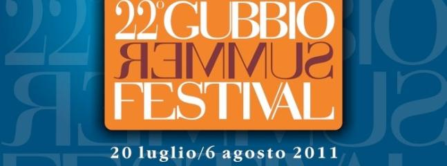 Gubbio Summer Festival 2012