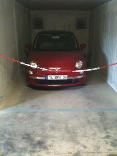 Private Parking Space Available under the Building