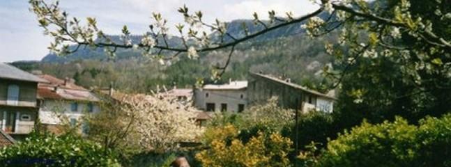 spring in Belesta village
