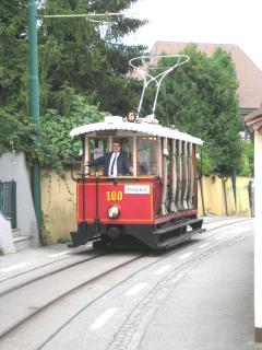 Local Strassenbahn