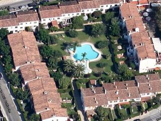 Satellite view for Villa complex