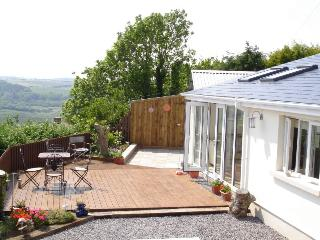 Sensational and stunning sea and countryside views at Portclew Cottage