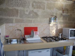 cucinotto, appartamento al piano terra di c.Mottura
