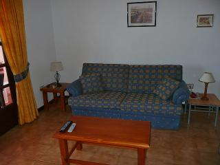 Lounge Showing the Sofa Bed