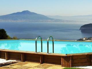 Bio-Villa sea view, pool -V718