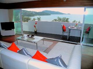 Patong tower Ppartment with amazing Sea Views