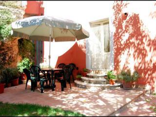 Casa Lillà apartment private patio