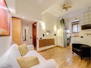 LITTLE GEM apartment in Rome - 40m2, free wifi, AC