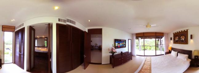 Master Bedroom pano