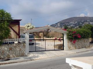 Aphrodite's Gardens: Villa with heated pool, large property, WiFi, on one level