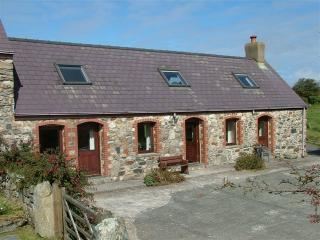 Cnwc Y Bran, a barn conversion on Strumble Head, Fishguard