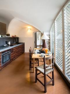 Villa Glicine Kitchen