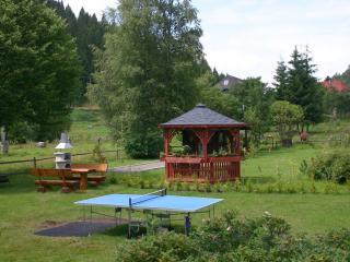 Gästehaus SEEWALD - Gartenbereich