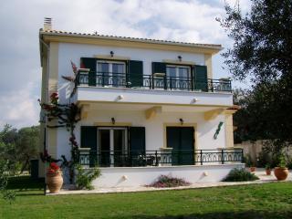 Villa Gecko, Arillas