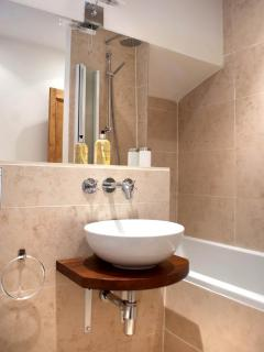 A James Chapple original design stunning bathroom....