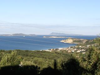 Sea view over Arillas