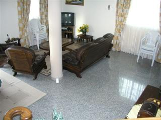 3 Bdrm Beach Villa Grand Sea View Oroklini Larnaca